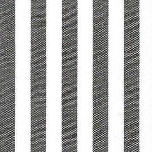 "Brown Stripe Fabric - Chocolate - 1/4"" | Stripe Fabric Wholesale"