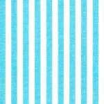 Taffy Blue Stripe Fabric - 1/8"