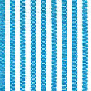 Turquoise Stripe Fabric - 1/8"