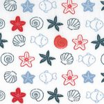 1904 - Sealife Fabric - Wholesale Cotton Fabric