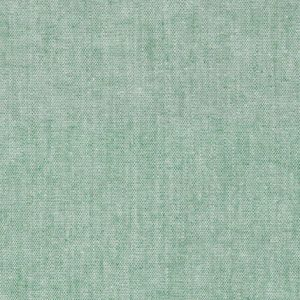 Spruce Green Chambray Fabric | Chambray Fabric Wholesale