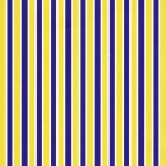 Purple and Gold Stripe Fabric - 100% Cotton | Purple and Gold Fabric