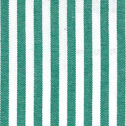 Kelly Green Striped Fabric - 1/8"
