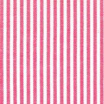 Raspberry Stripe Fabric - 1/16"