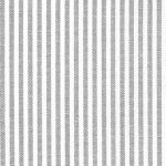 "Grey Striped Fabric - 1/16"" Stripe 