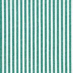 "Kelly Green Striped Fabric: 1/16"" Stripe 