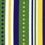 Mardi Gras Stripe Fabric - Stripe #1991 | Mardi Gras Fabric Wholesale