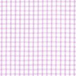 Windowpane Check Fabric - Lilac | Wholesale Gingham Fabric