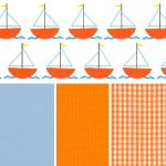 Sailboat Fabric Collection | Coordinating Fabric Collections