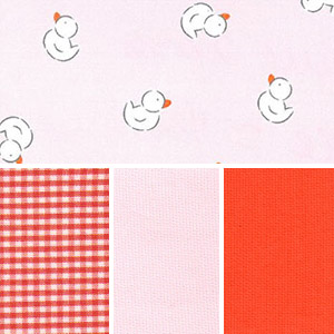 Rubber Duck Fabric Collection - 100% Cotton | Coordinating Fabric Collections