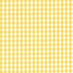 Yellow Gingham Fabric - 1/16 Check | Wholesale Gingham Fabric