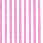 Hot Pink Stripe Fabric