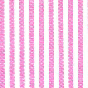 "Hot Pink Stripe Fabric - 1/8"" Width 