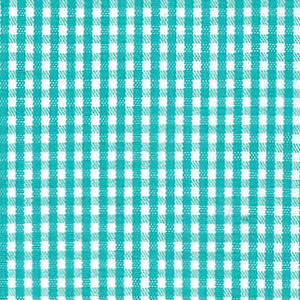 Seaside Gingham Fabric