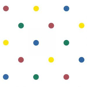 Primary Color Polka Dot Fabric: 100% Cotton | Dots Fabric Wholesale