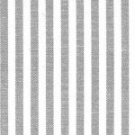 "Grey Stripe Fabric - 1/8"" Width 