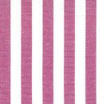 "Magenta Stripe Fabric - 1/4"" Width 