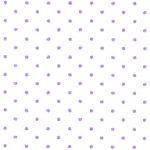 Purple and White Polka Dot Fabric: 100% Cotton   Polka Dots Fabric Wholesale