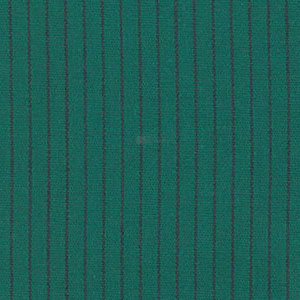 Kelly and Navy Stripe Fabric