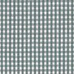 "Dark Smoke Gingham Fabric - 1/16"" Check 