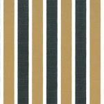 Bronze and Black Stripe Fabric | Stripe Fabric Wholesale - 100% Cotton