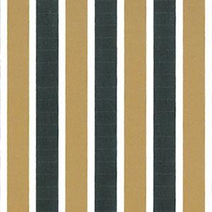 Bronze and Black Stripe Fabric | Stripe Fabric Wholesale - 100% Cotton