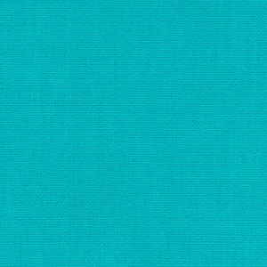 Turquoise Broadcloth Fabric