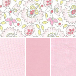 Floral Cotton Fabric - 100% | Floral Print Fabric Collection