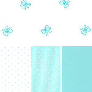 "Floral Fabric Collection - 60"" Wide 
