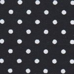 Black and White Polka Dot Fabric | Wholesale Dot Fabric - 100% Cotton