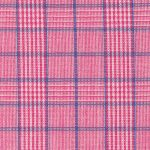 Royal Blue and Red Plaid Fabric - 100% Cotton | Plaid Fabric Wholesale