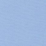 Blue Pique Fabric: Cornflower
