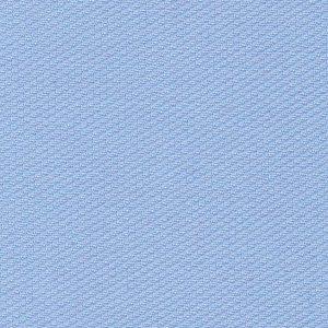 Blue Pique Fabric: Cornflower