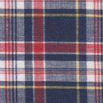 Madras Plaid Fabric