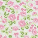 Floral Print Fabric