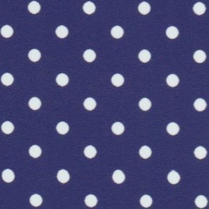 Grape Purple Polka Dot Fabric