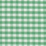 Emerald Green Check Fabric
