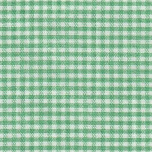 Emerald Green Gingham Fabric
