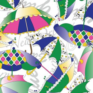 New Orleans Fabric: Parasol