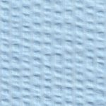 "Blue Plisse Fabric - 45"" Wide 