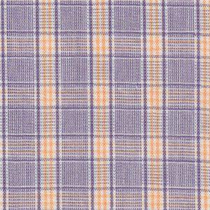 Purple and Gold Plaid Fabric - 100% Cotton | Wholesale Plaid Fabric