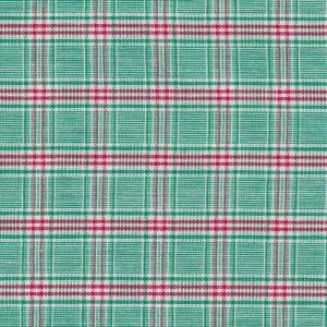 Red & Green Plaid Fabric | Christmas Plaid Fabric Wholesale