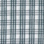 Green and White Plaid Flannel Fabric | Wholesale Flannel Fabric