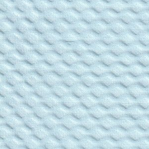 Birdseye Pique Fabric - Large: Blue | Pique Fabric Wholesale