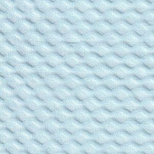 Birdseye Pique Fabric - Large: Blue   Pique Fabric Wholesale