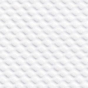 Birdseye Pique Fabric - White | Pique Fabric Wholesale