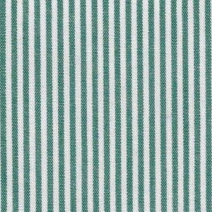 "Hunter Green Striped Fabric: 1/16"" Stripe | Stripe Fabric Wholesale"