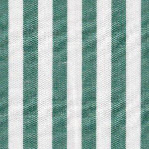 "Hunter Green Stripe Fabric - 1/4"" Width | Stripe Fabric Wholesale"