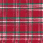 Christmas Plaid Fabric: 100% Cotton | Wholesale Plaid Fabric