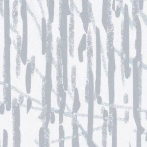 Gray and White Pattern Fabric: Print #2331 | Gray Pattern Fabric